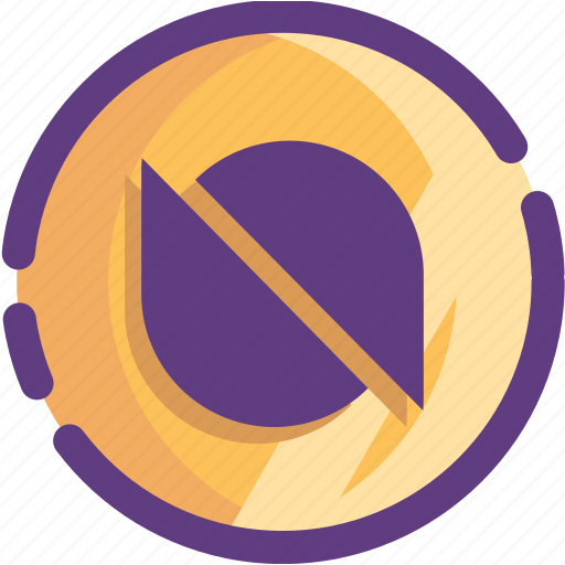 blockchain, coin, cryptocurrency, ico, ontology icon