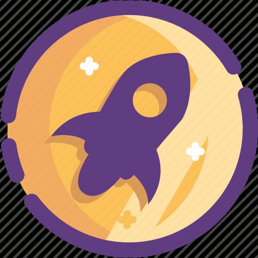 blockchain, coin, cryptocurrency, ico, stellar icon