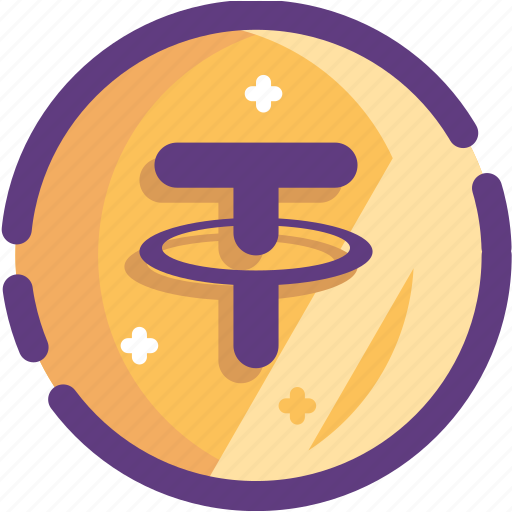 blockchain, coin, cryptocurrency, ico, tether icon