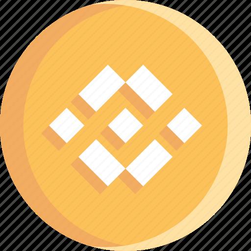 binance, blockchain, coin, cryptocurrency, ico icon