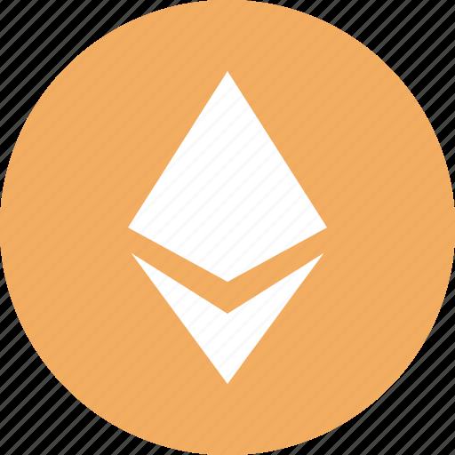 blockchain, crypto, cryptocurrency, ethereum, ico, wallet icon