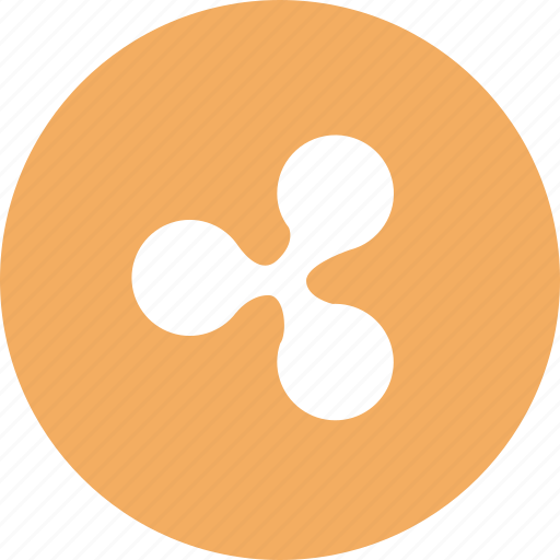 blockchain, crypto, cryptocurrency, ico, ripple, wallet icon
