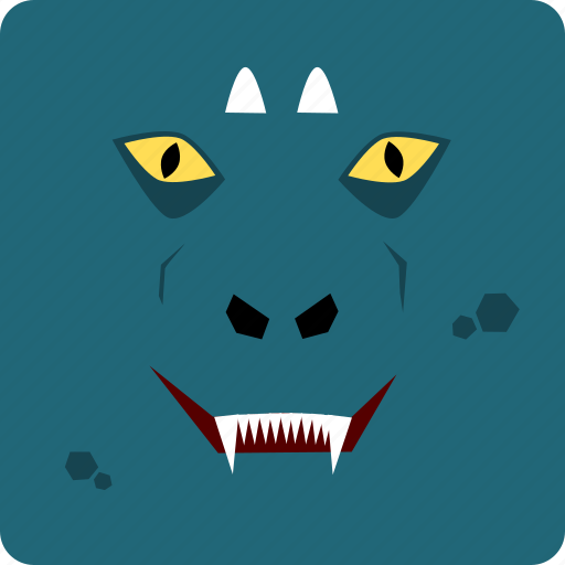 Dragon, halloween icon - Download on Iconfinder