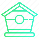 bird, building, home, house