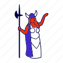 costume, opera singer, song, viking icon