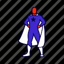 comic book, hero, superhero, superman