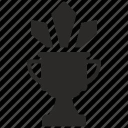 award, cup, glory, win, winner icon