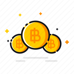 bitcoin, card, currency, finance, financial, money, payment icon