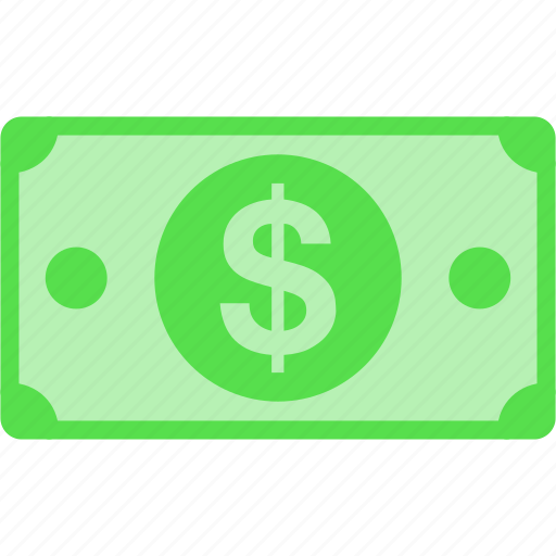 bank, currency, dollar, financial, money icon