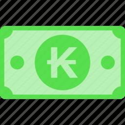 currency, kip, lak, laos, money, price icon
