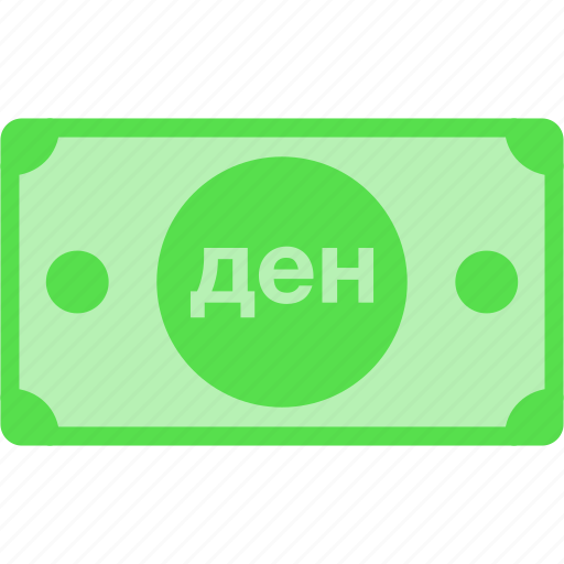 currency, denar, macedonia, mkd, money, price icon