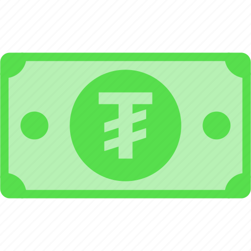 currency, mnt, money, mongolia, price, tughrik icon
