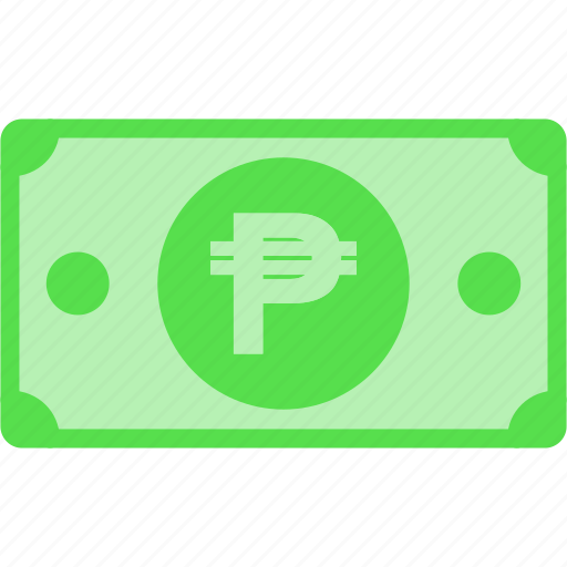 currency, money, peso, philippines, php, price icon