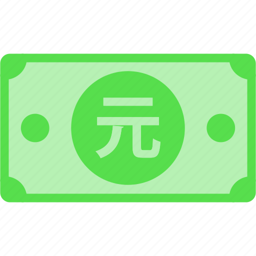 currency, doollar, money, new, taiwan, twd icon