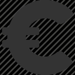 cash, currency, eur, euro, european, finance, money icon