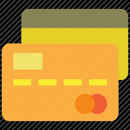 card, cash, credit, debit, financial, money, payment icon