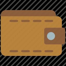 card, cash, finance, leather, money, purse, wallet icon