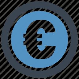 banking, cash, credit, currency, debit, euro, money icon