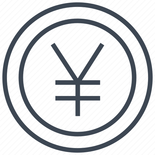 cash, credit, currency, debit, finance, money, yen icon