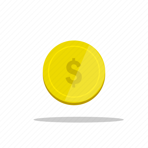cent, coin, currency, dollar, monetary, money, penny icon