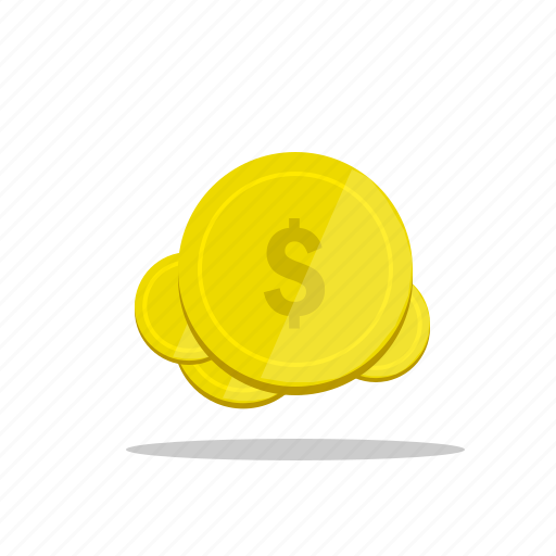 cent, coins, currency, dollar, monetary, money, penny icon