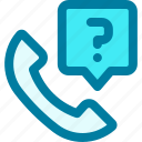 agent, call, support, center, service, customer, technical icon