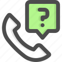 technical, service, customer, support, agent, call, center icon