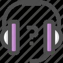 agent, communication, customer support, headphones, help, service, technical