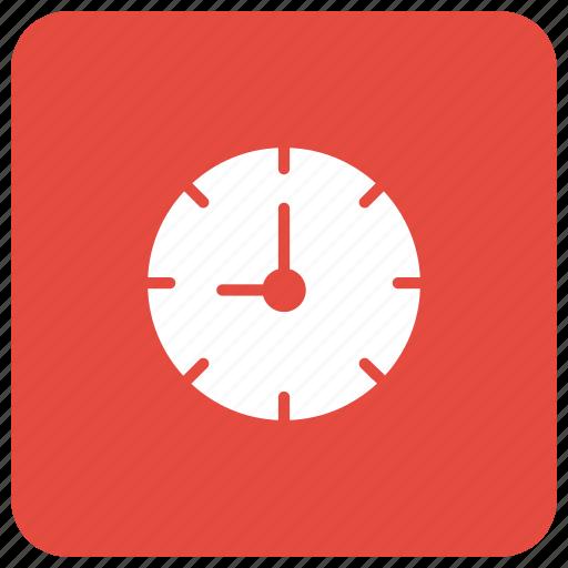 alarm, clock, time, wallclock icon