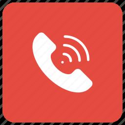 call, mobile, phone, talk icon