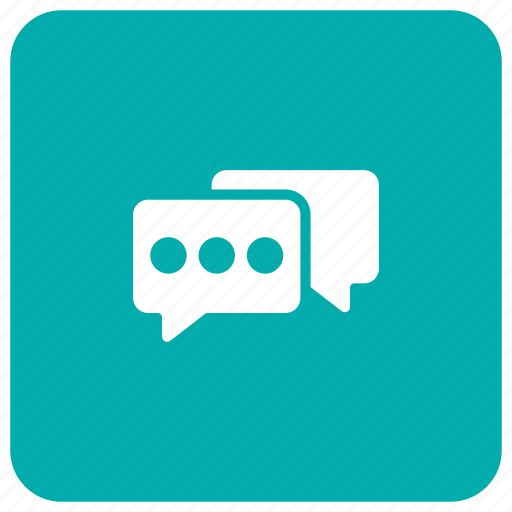 chat, communication, message, notification icon