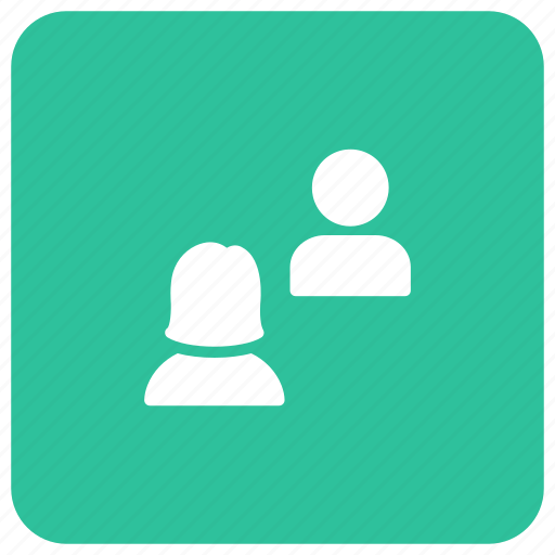 clients, customer, persons, users icon