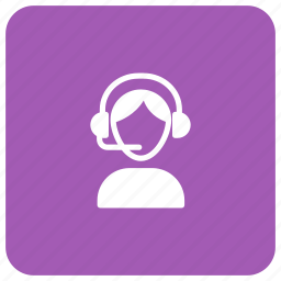 headset, help, services, support icon