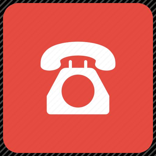 Communication, landline, phone, telephone icon - Download on Iconfinder
