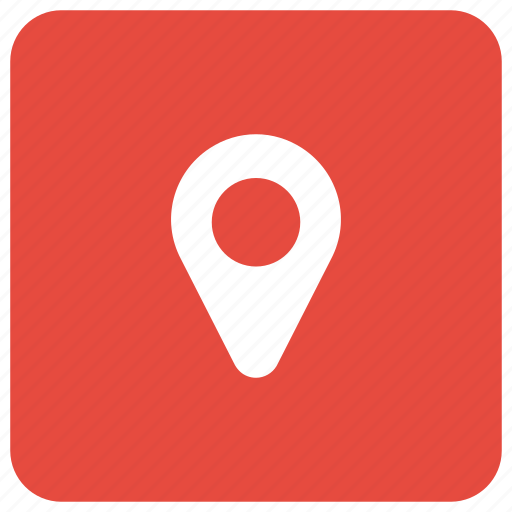 location, map, marker, pin icon