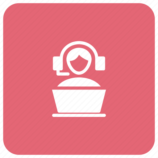 Headphones, help, service, support icon - Download on Iconfinder