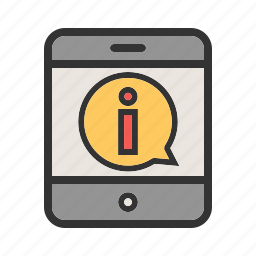 devices, mobile, phone, smart, tablet, technology icon
