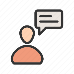 customer, phone, service, support, technology, typing icon