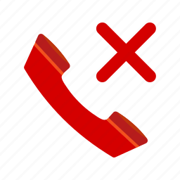 call, cell, mobile, no, phone, phones, telephone icon