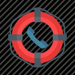 answer, call, center, desk, help, service icon