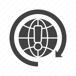 communication, data, global, information, people, technology icon