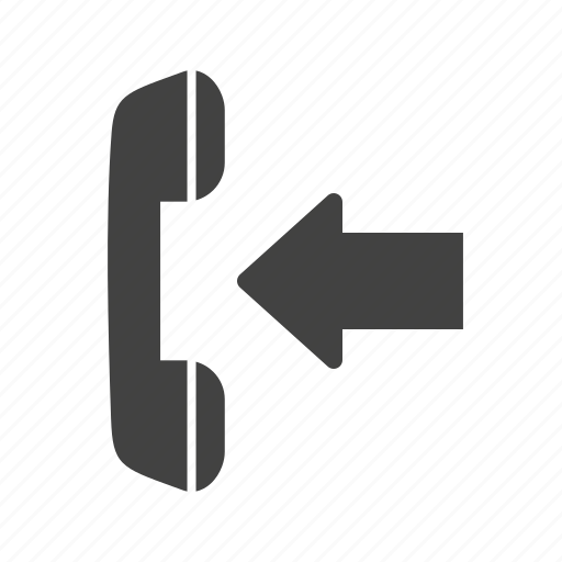call, cell, display, incoming, phone, screen, signal icon