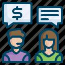 communication, customer, interaction, interface, message, user