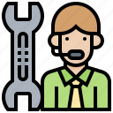 assistance, fix, problem, service, trouble icon