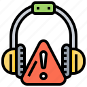 customer, displeasure, problems, support, trouble icon