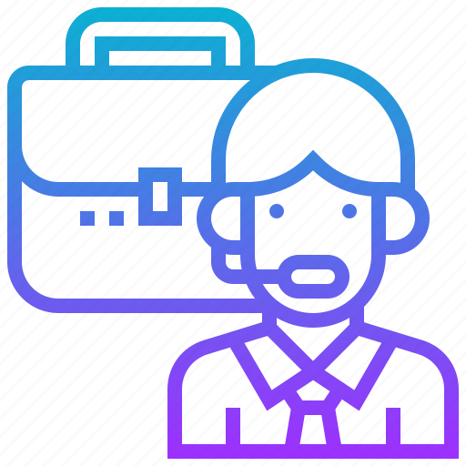 assistance, business, client, service, support icon