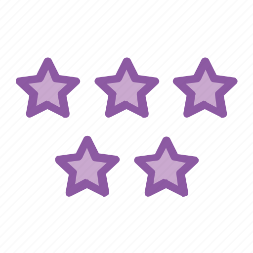 feedback, five, good, rating, review, star icon