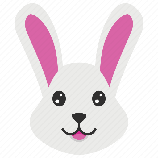 animal, bunny, cony, hare, rabbit icon
