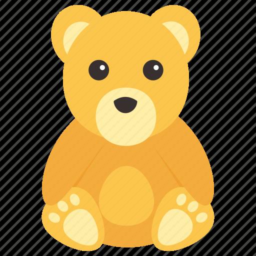 Animal, bear, mammal, wild, zoo icon - Download on Iconfinder