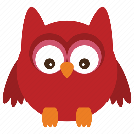 animal, eagle, owl, owl sage, wild icon